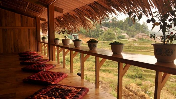 Tavan Ecologic homestay ở Sapa