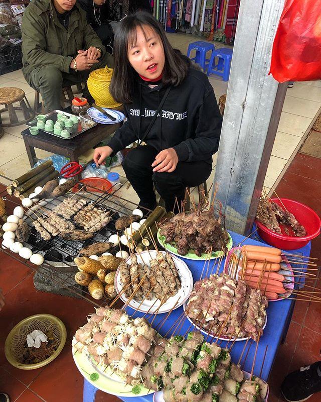 ăn gì ở cổng trời Sapa
