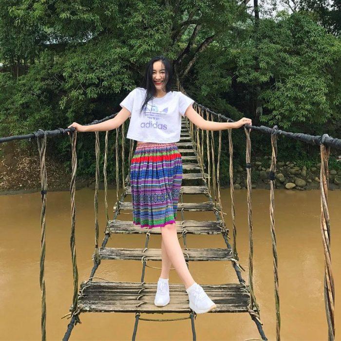cầu mây Sapa