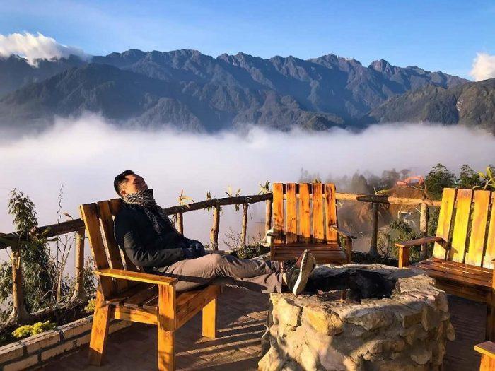 địa điểm homstay sapa view đẹp