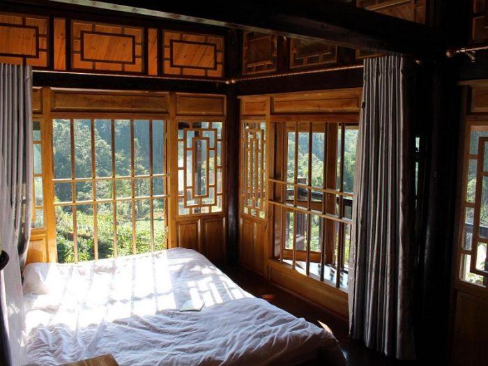 homestay Sapa Việt Nam view đẹp