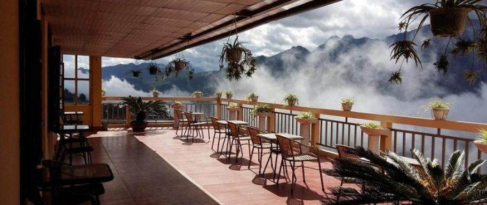 khách sạn phương nam sapa