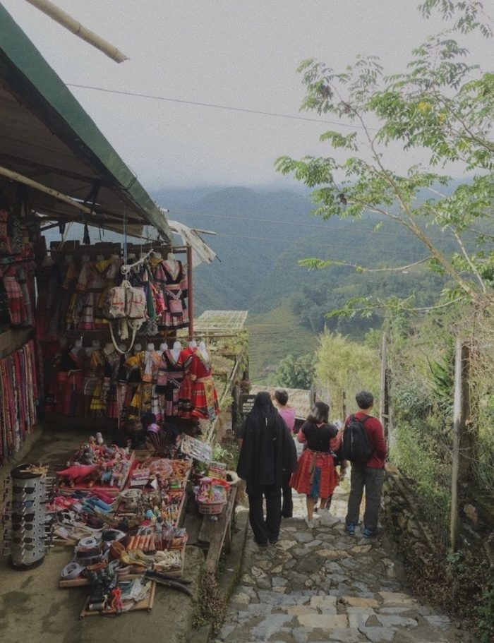 tham quan khu du lịch Sapa