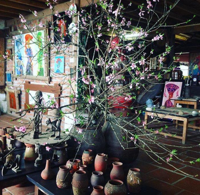 địa điểm quán cafe đẹp ở thị trấn sapa