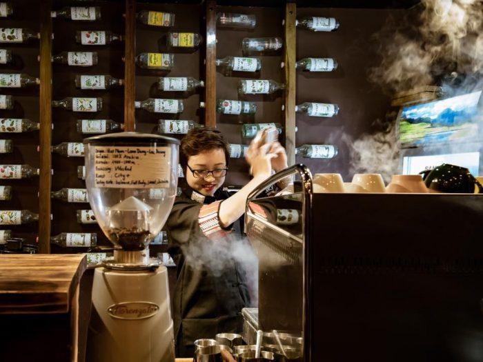hình ảnh quán cafe sapa