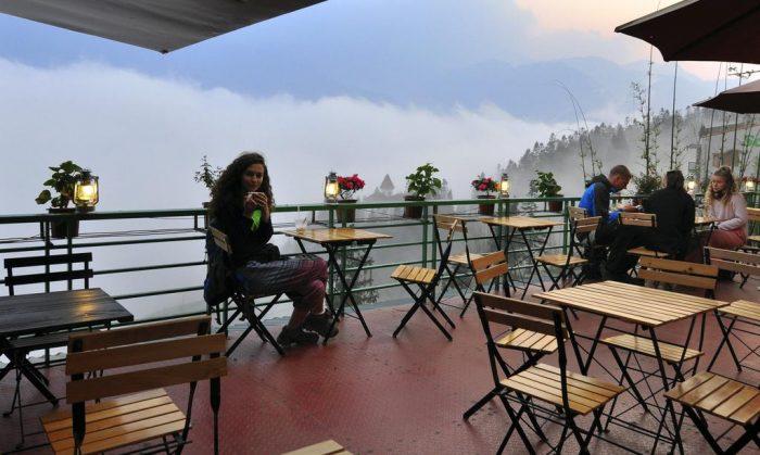 địa điểm quán cafe sapa