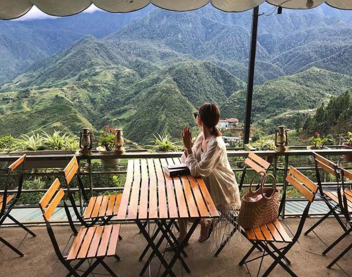 hình quán cafe đẹp ở sapa