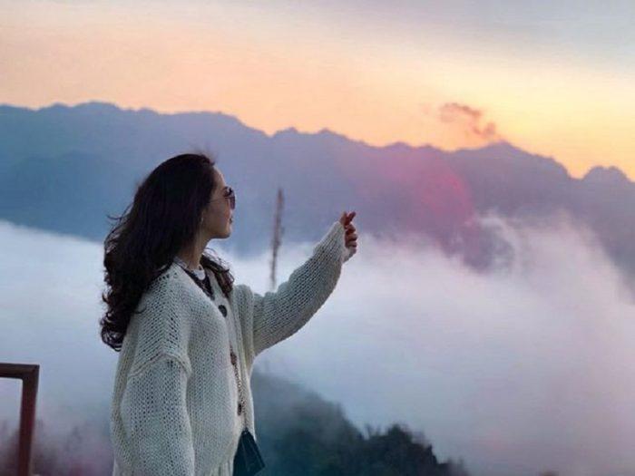 săn mây núi hàm ròng Sapa