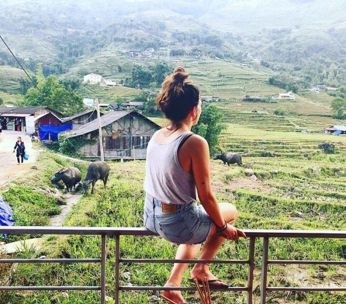 kinh nghiệm đi thung lũng Mường Hoa
