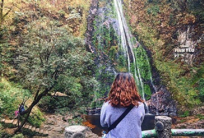 đi thác tình yêu Sapa mùa nào đẹp nhất