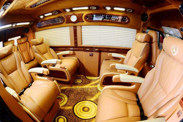 xe limousine hà nội về sapa