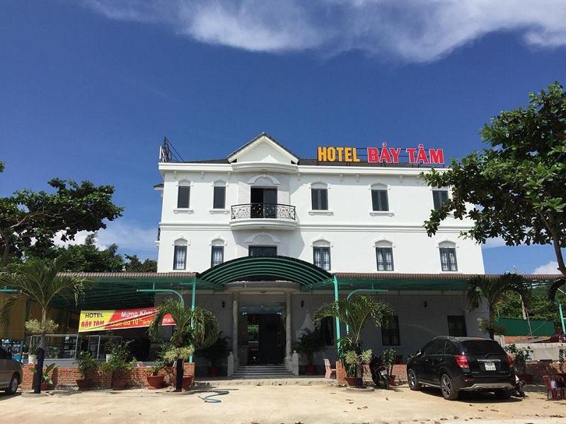 bảy tâm khách sạn lagi bình thuận
