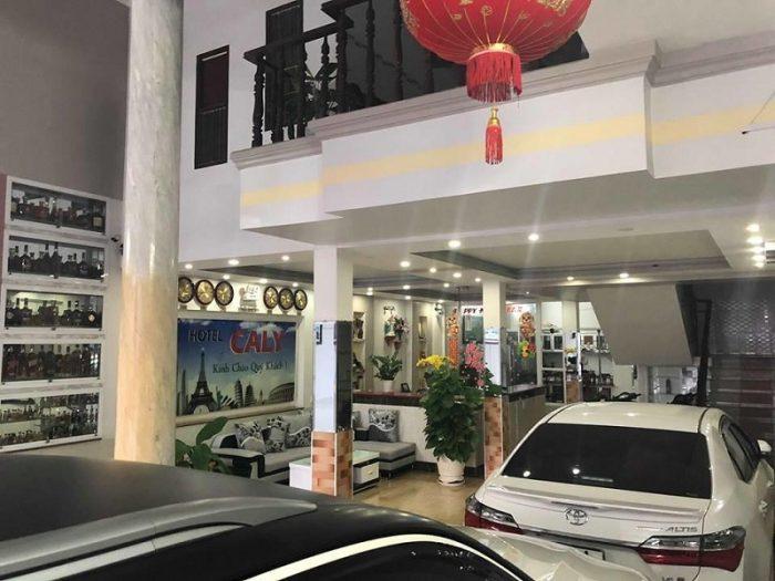 Khách sạn Caly - Lagi Bình Thuận
