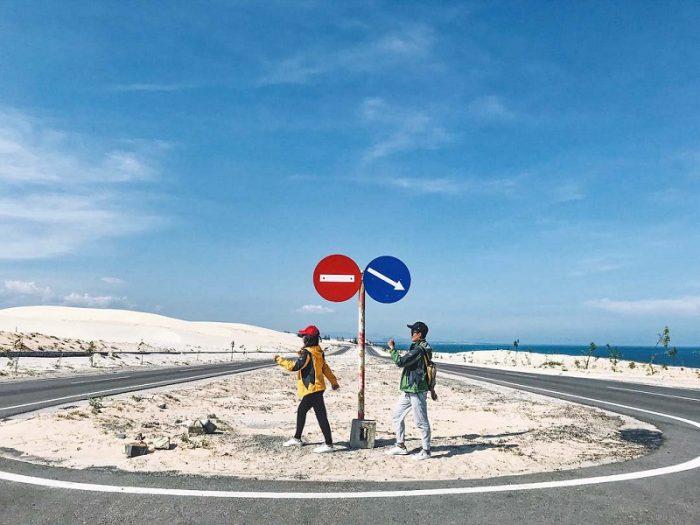 Cung đường ven biển phượt Bình Thuận