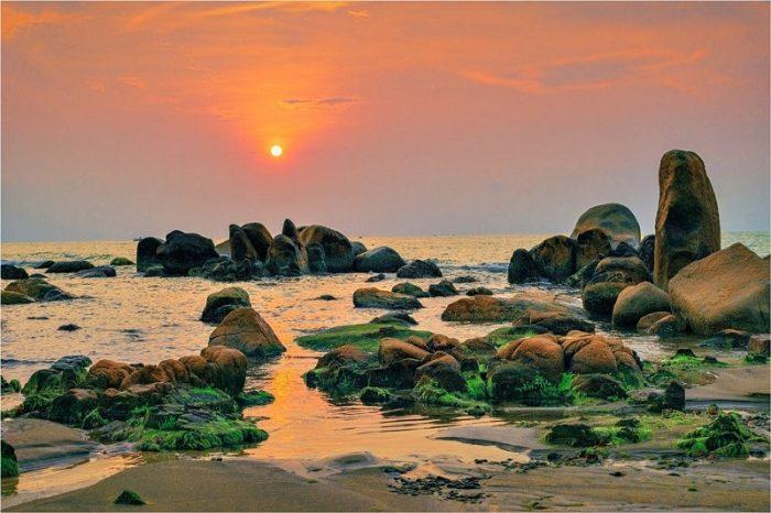 Các điểm du lịch Bình Thuận