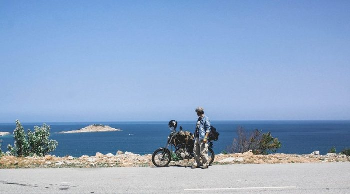 Phượt Bình Thuận bằng xe máy