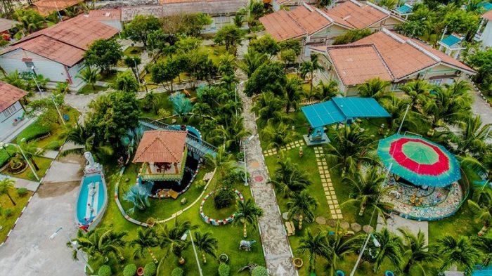 Resort ở Lagi Bình Thuận Ba Thật