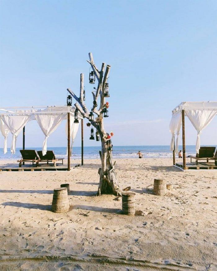 Biển Cam Bình - Lagi