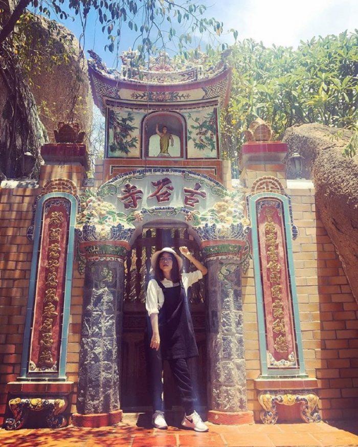 chùa cổ thạch bình thuận