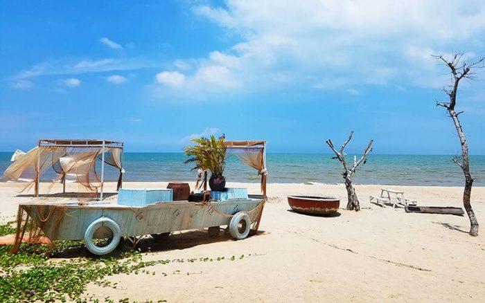 bãi coco beach bình thuận