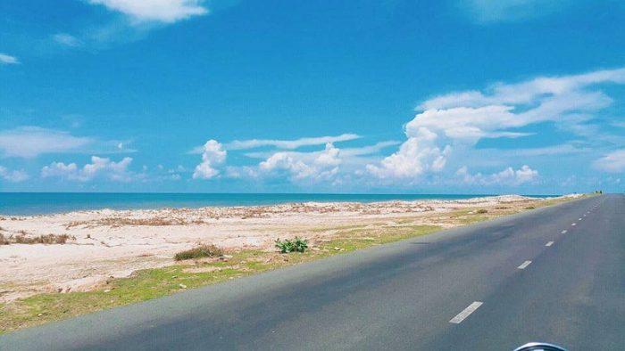 đường đi coco beach bình thuận