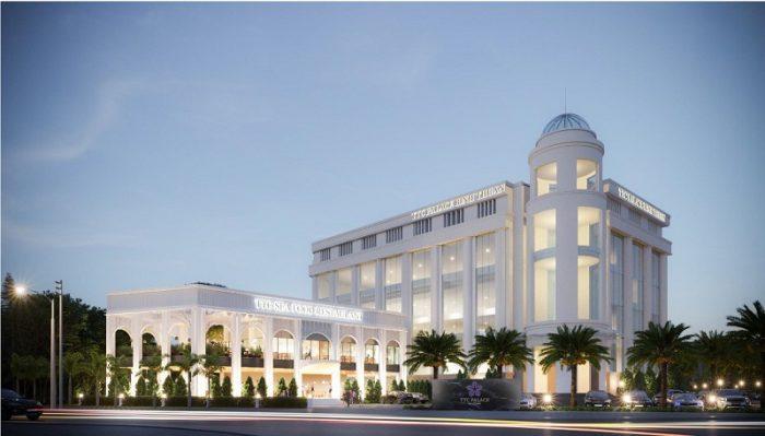 Khách sạn TTC Palace Bình Thuận