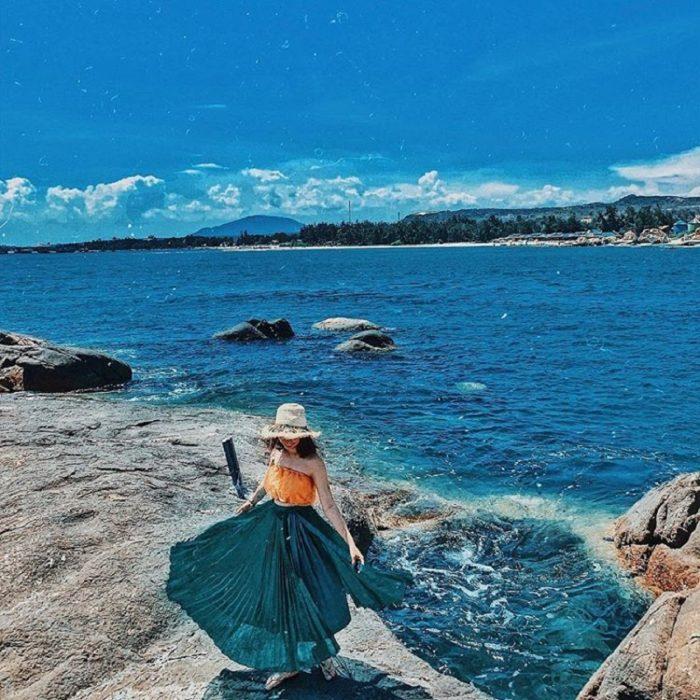 biển đẹp tại bình thuận