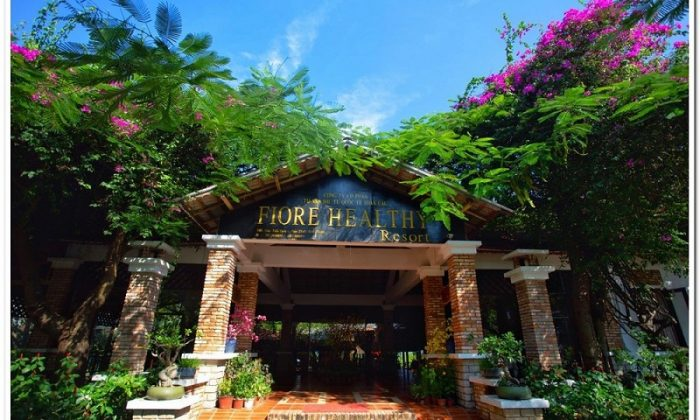 Resort Fiore Healthy Binh Thuan