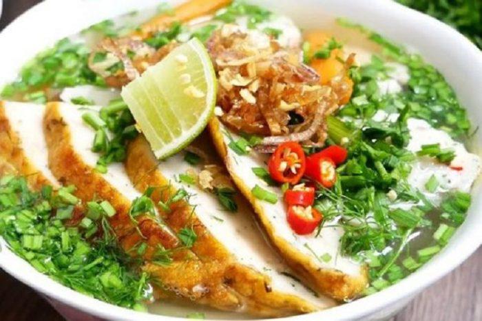 Bánh canh chả cá Bình Thuận